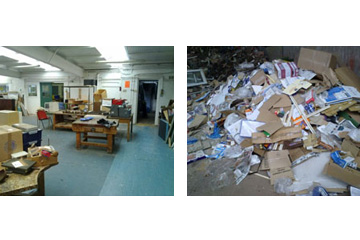 Commercial Premises Cleared
