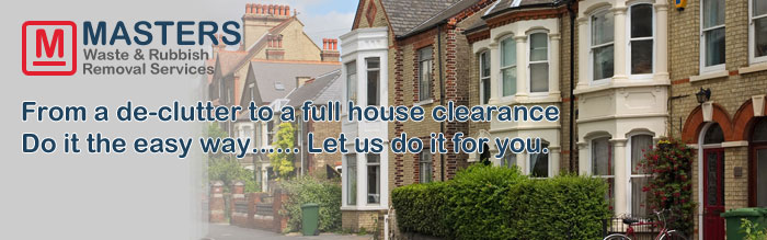 House Clearance in Sheffield